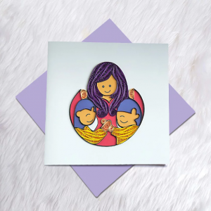 """""""Mother Love Card"""""""